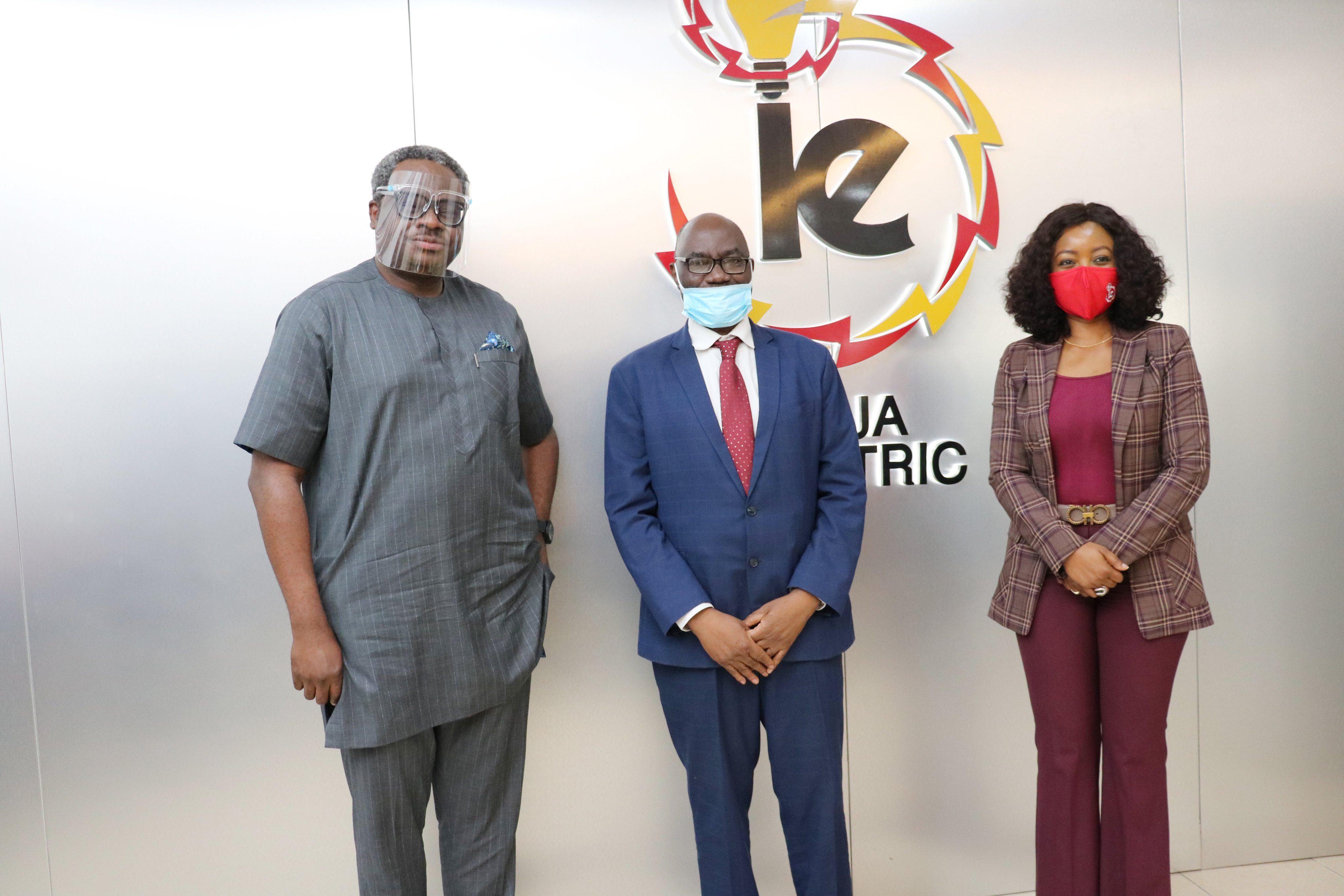 Nerc visits ikeja electric